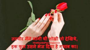 Tasveer-meine-maangi-thi-shokhi-to-dekhiye-Hindi-Romantice-Shayari-Pics